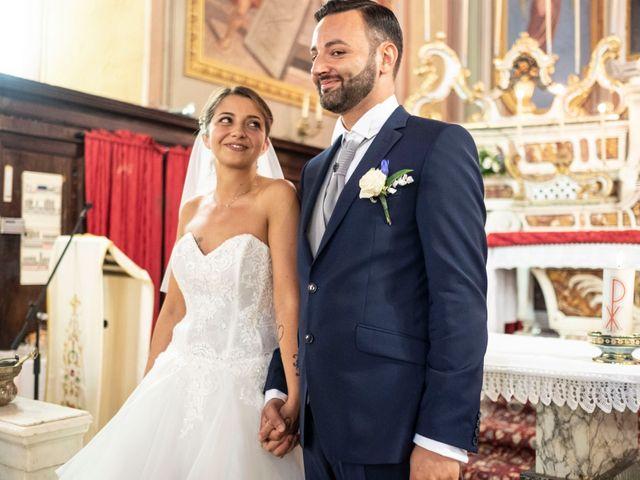 Il matrimonio di Giacomo e Erika a Orco Feglino, Savona 20