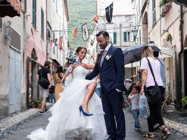 Il matrimonio di Giacomo e Erika a Orco Feglino, Savona 30