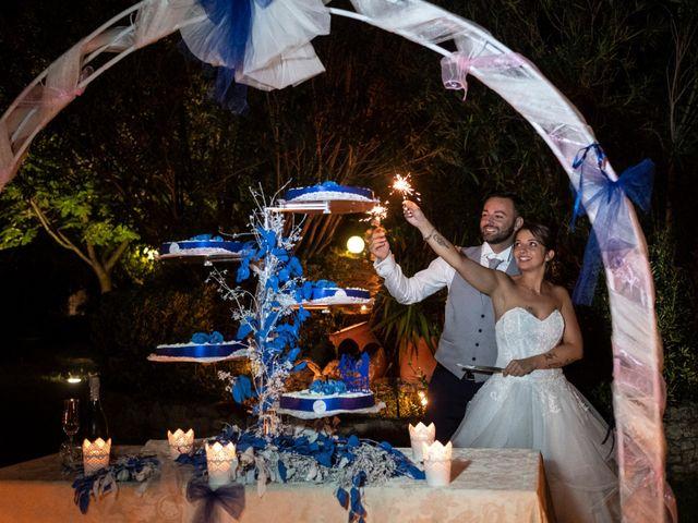 Il matrimonio di Giacomo e Erika a Orco Feglino, Savona 37