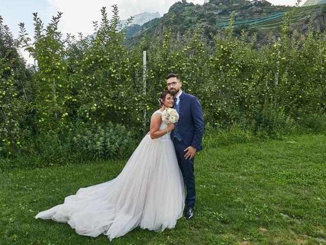Le nozze di Donatella e Armin