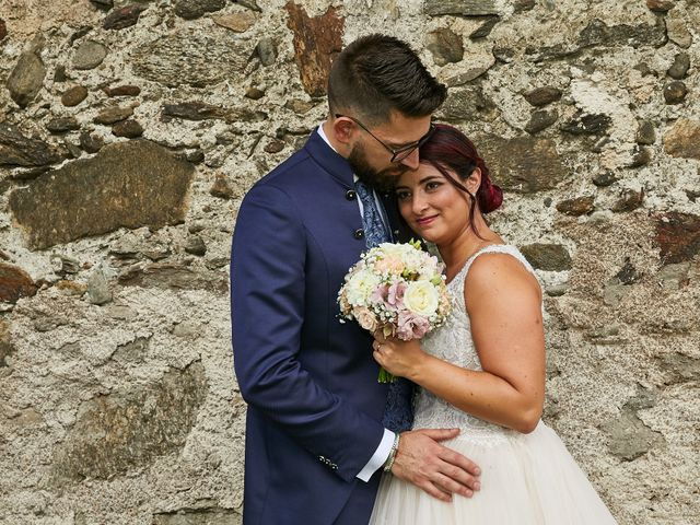 Il matrimonio di Armin e Donatella a Naturno-Naturns, Bolzano 34
