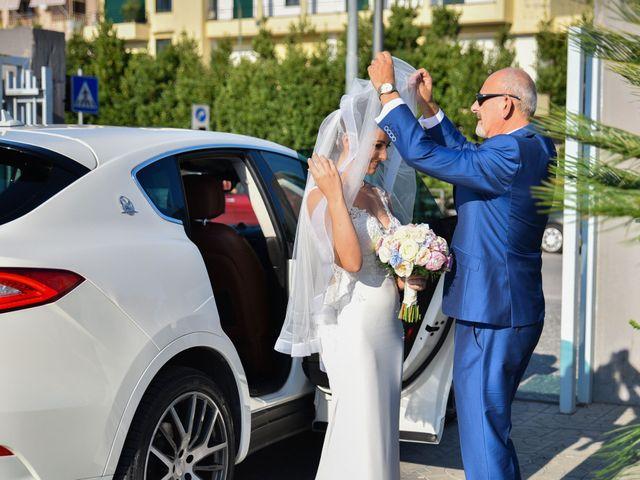 Il matrimonio di Mario e Amalia a Sant'Antonio Abate, Napoli 40