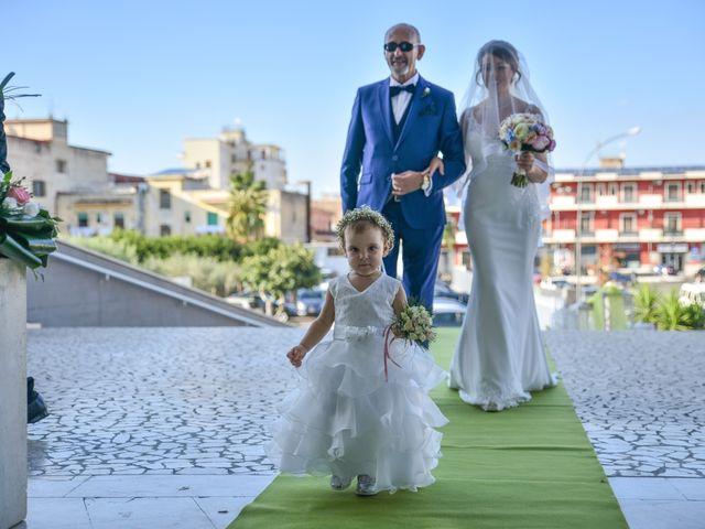 Il matrimonio di Mario e Amalia a Sant'Antonio Abate, Napoli 41