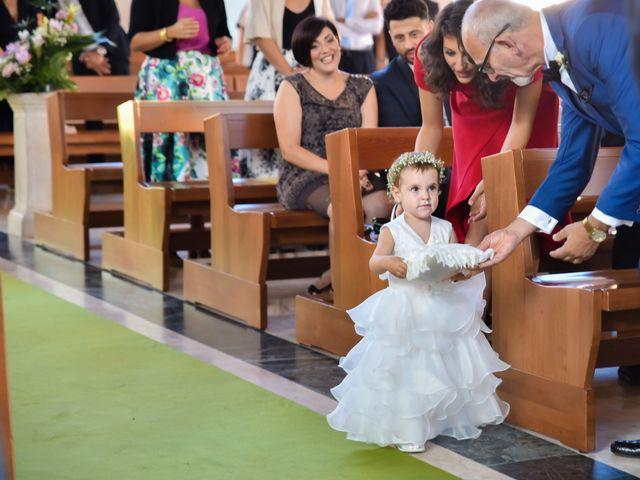 Il matrimonio di Mario e Amalia a Sant'Antonio Abate, Napoli 46