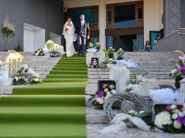 Il matrimonio di Mario e Amalia a Sant'Antonio Abate, Napoli 53