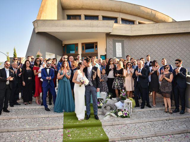 Il matrimonio di Mario e Amalia a Sant'Antonio Abate, Napoli 55
