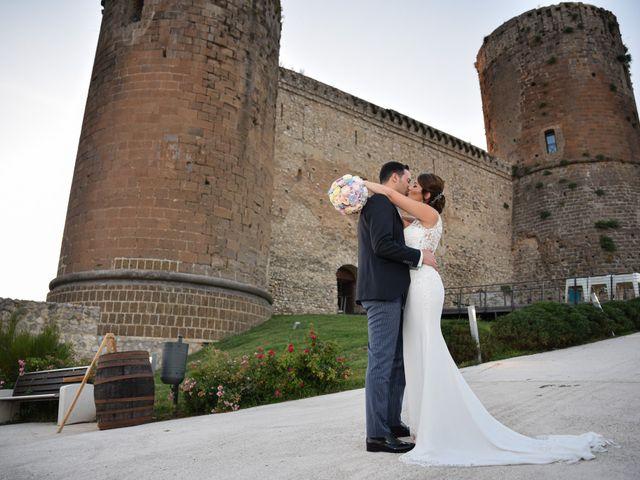 Il matrimonio di Mario e Amalia a Sant'Antonio Abate, Napoli 58