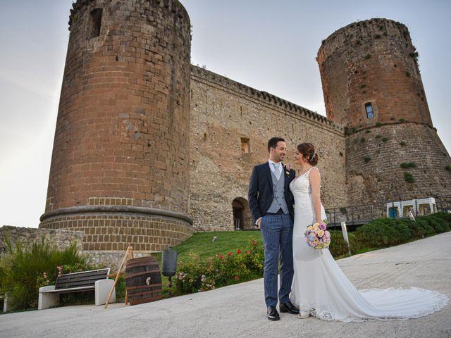 Il matrimonio di Mario e Amalia a Sant'Antonio Abate, Napoli 59