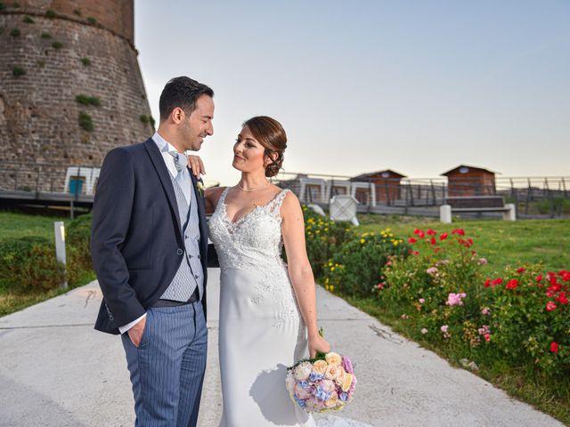 Il matrimonio di Mario e Amalia a Sant'Antonio Abate, Napoli 61