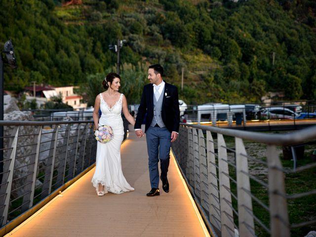 Il matrimonio di Mario e Amalia a Sant'Antonio Abate, Napoli 62