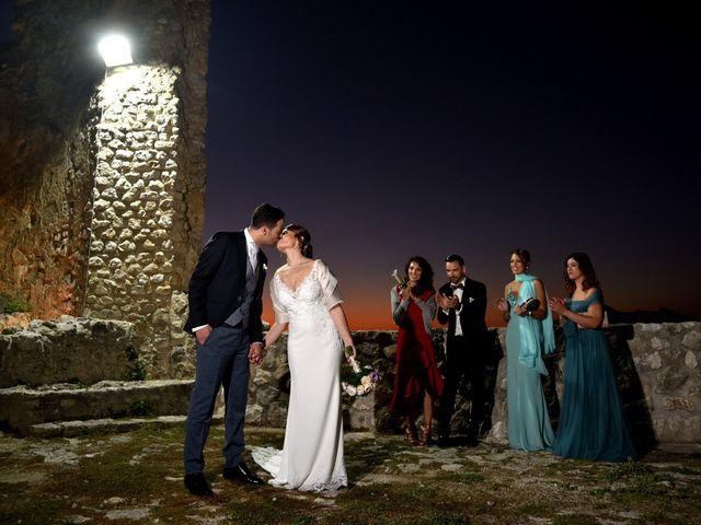 Il matrimonio di Mario e Amalia a Sant'Antonio Abate, Napoli 69