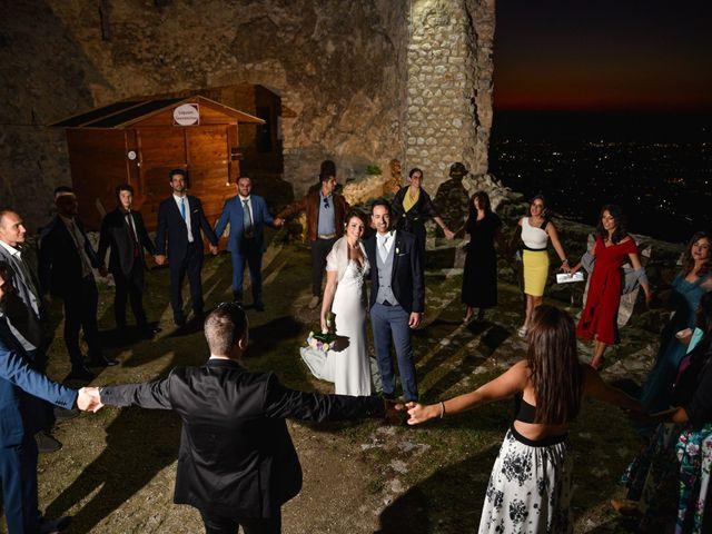 Il matrimonio di Mario e Amalia a Sant'Antonio Abate, Napoli 70