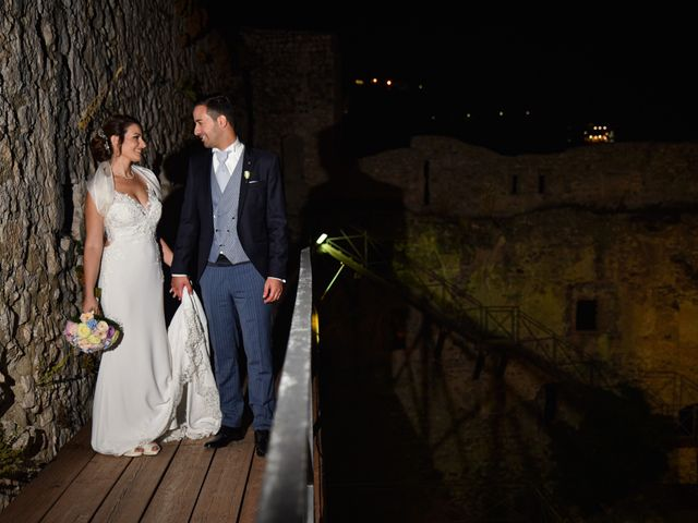 Il matrimonio di Mario e Amalia a Sant'Antonio Abate, Napoli 71