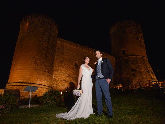Il matrimonio di Mario e Amalia a Sant'Antonio Abate, Napoli 76