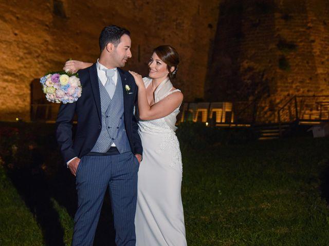 Il matrimonio di Mario e Amalia a Sant'Antonio Abate, Napoli 77