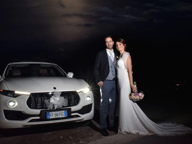 Il matrimonio di Mario e Amalia a Sant'Antonio Abate, Napoli 79