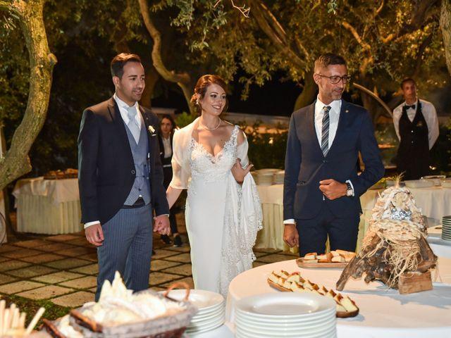 Il matrimonio di Mario e Amalia a Sant'Antonio Abate, Napoli 82