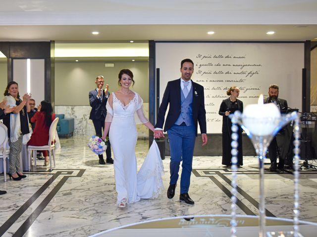 Il matrimonio di Mario e Amalia a Sant'Antonio Abate, Napoli 84