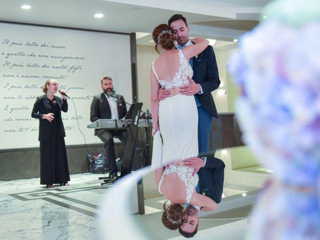 Il matrimonio di Mario e Amalia a Sant'Antonio Abate, Napoli 87