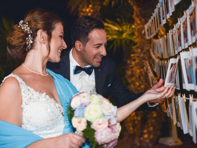 Il matrimonio di Mario e Amalia a Sant'Antonio Abate, Napoli 91