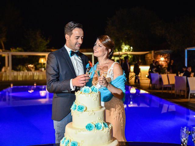 Il matrimonio di Mario e Amalia a Sant'Antonio Abate, Napoli 99