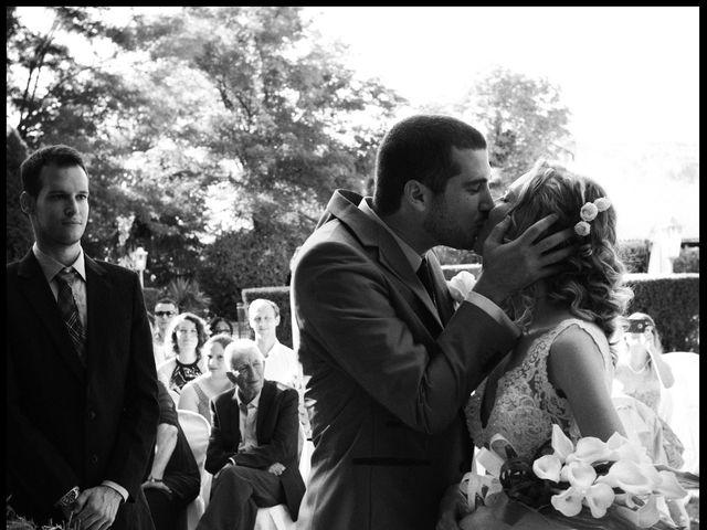 le nozze di Elena e Nitzan