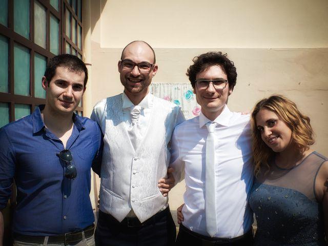 Il matrimonio di Michael e Laura a Corte de' Frati, Cremona 8