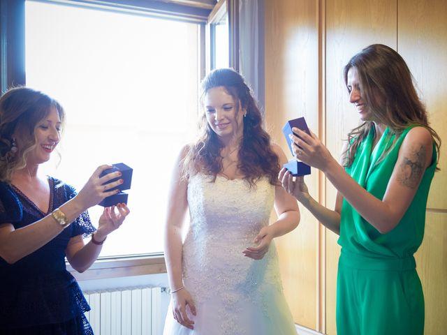 Il matrimonio di Michael e Laura a Corte de' Frati, Cremona 13