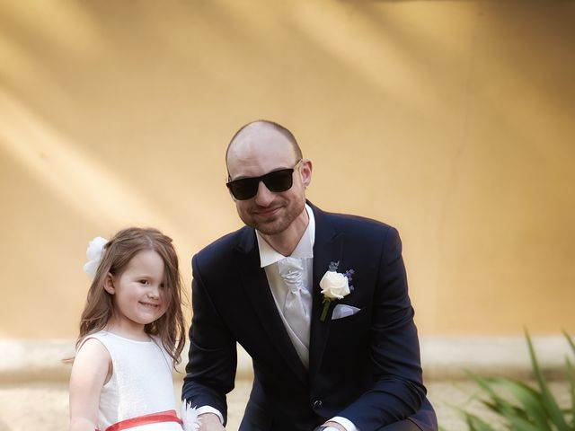 Il matrimonio di Michael e Laura a Corte de' Frati, Cremona 15