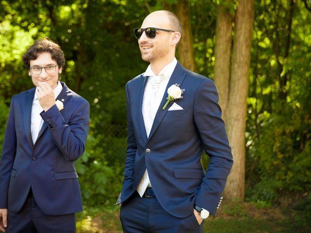 Il matrimonio di Michael e Laura a Corte de' Frati, Cremona 16