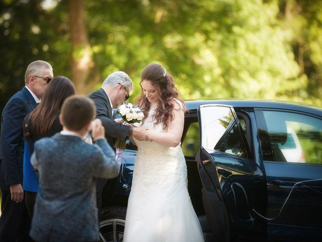 Il matrimonio di Michael e Laura a Corte de' Frati, Cremona 17
