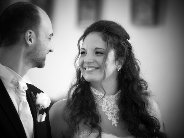 Il matrimonio di Michael e Laura a Corte de' Frati, Cremona 19