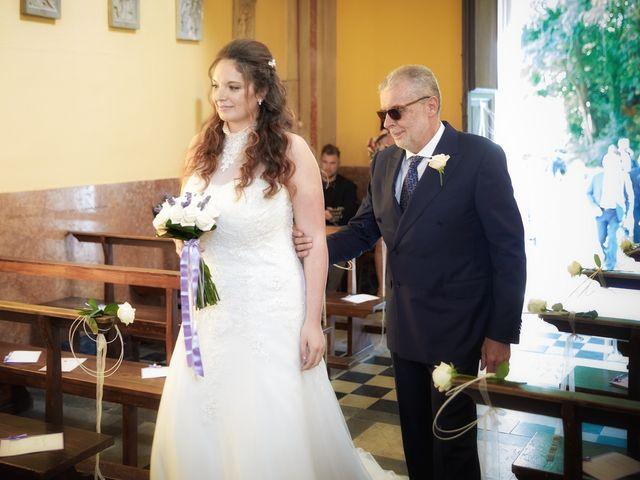 Il matrimonio di Michael e Laura a Corte de' Frati, Cremona 20
