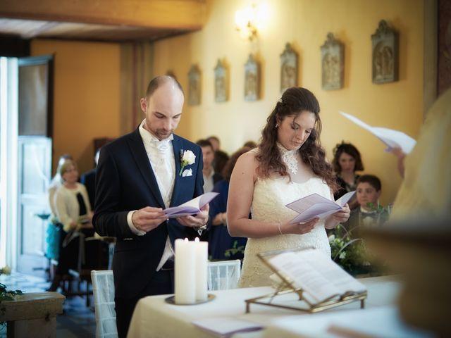 Il matrimonio di Michael e Laura a Corte de' Frati, Cremona 21