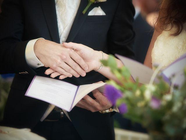 Il matrimonio di Michael e Laura a Corte de' Frati, Cremona 23
