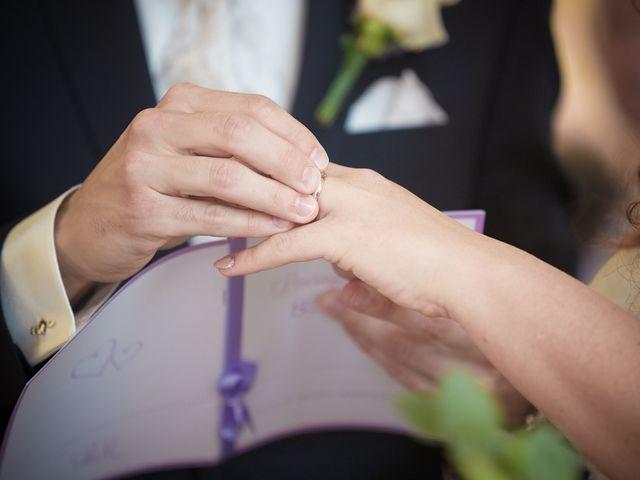 Il matrimonio di Michael e Laura a Corte de' Frati, Cremona 24