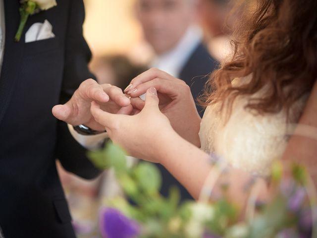 Il matrimonio di Michael e Laura a Corte de' Frati, Cremona 25