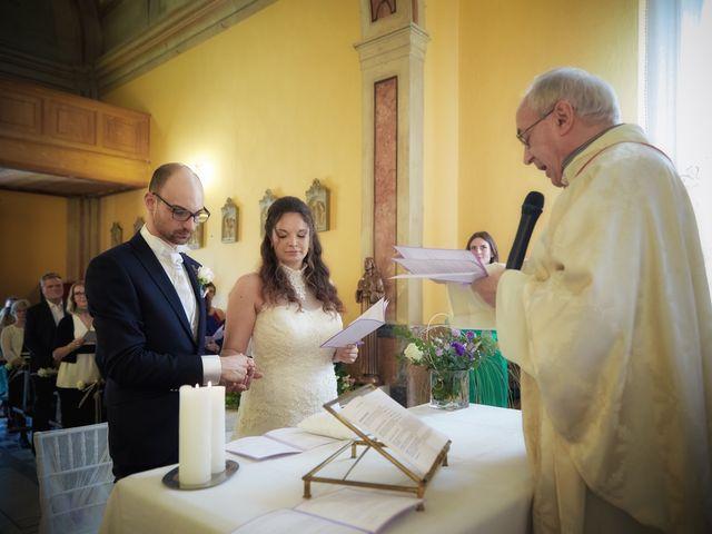 Il matrimonio di Michael e Laura a Corte de' Frati, Cremona 26