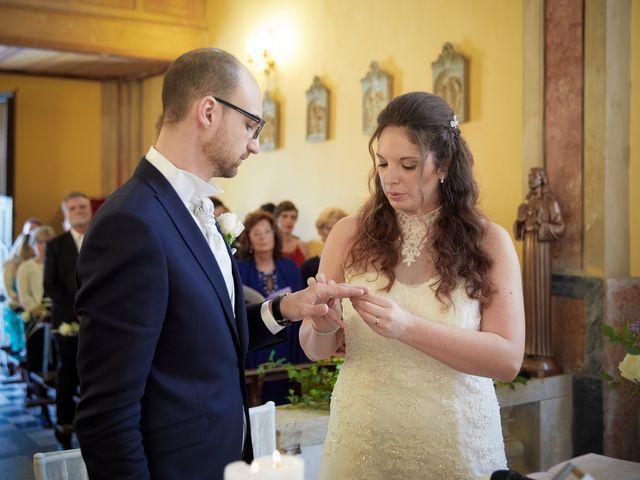 Il matrimonio di Michael e Laura a Corte de' Frati, Cremona 28