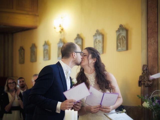 Il matrimonio di Michael e Laura a Corte de' Frati, Cremona 29