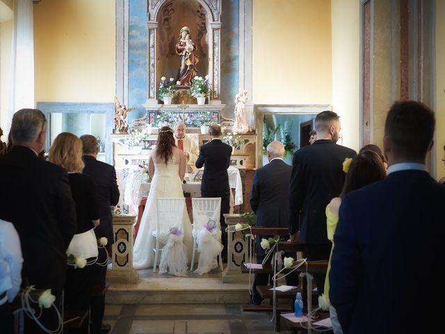 Il matrimonio di Michael e Laura a Corte de' Frati, Cremona 30