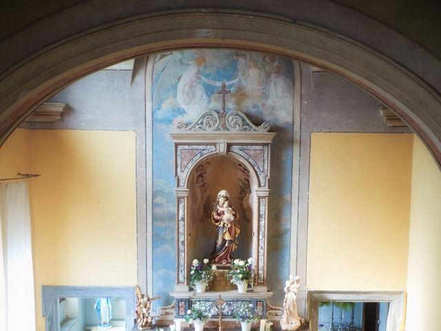 Il matrimonio di Michael e Laura a Corte de' Frati, Cremona 31