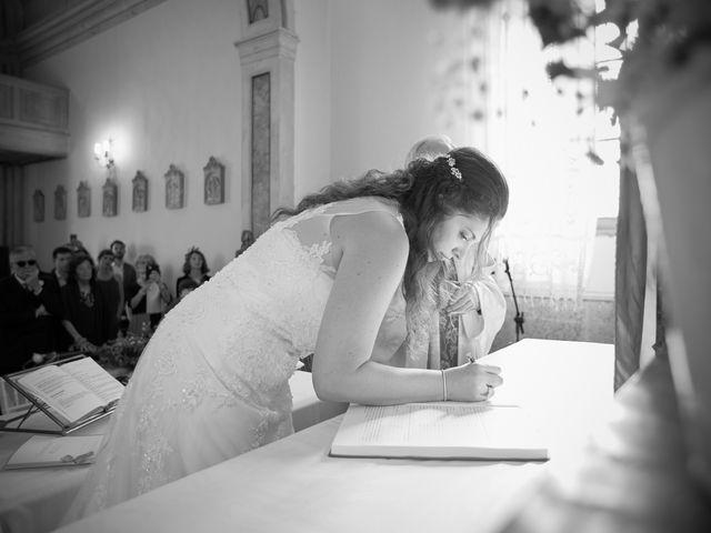 Il matrimonio di Michael e Laura a Corte de' Frati, Cremona 32