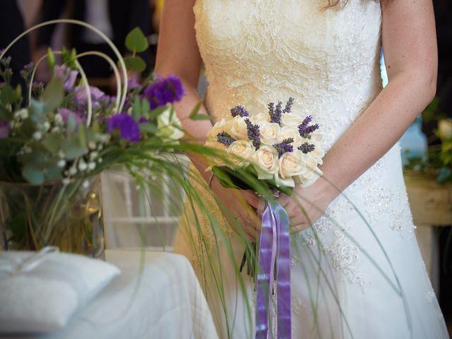 Il matrimonio di Michael e Laura a Corte de' Frati, Cremona 34