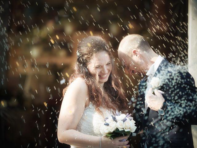 Le nozze di Laura e Michael