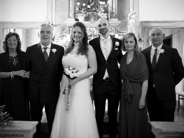 Il matrimonio di Michael e Laura a Corte de' Frati, Cremona 42