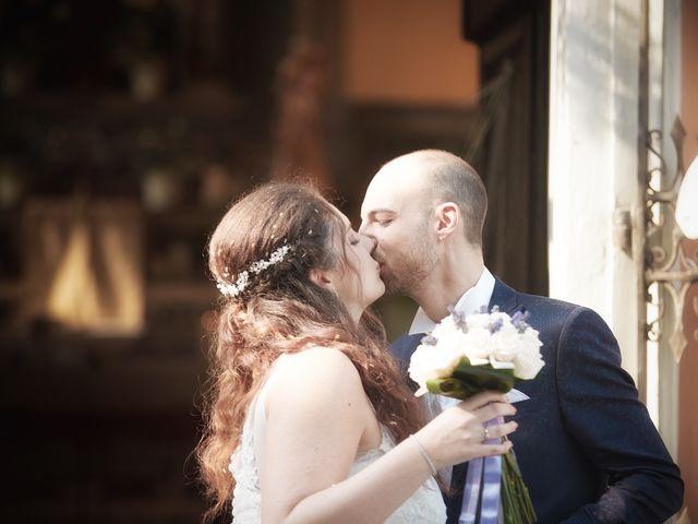 Il matrimonio di Michael e Laura a Corte de' Frati, Cremona 43