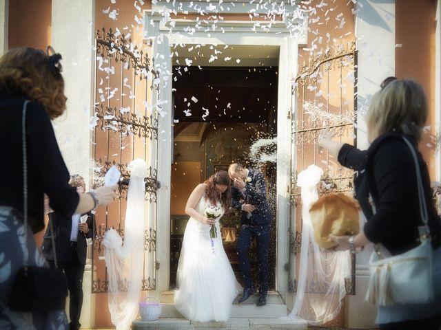 Il matrimonio di Michael e Laura a Corte de' Frati, Cremona 45