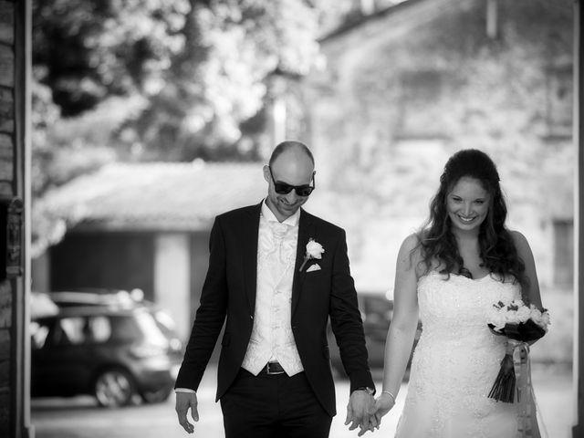 Il matrimonio di Michael e Laura a Corte de' Frati, Cremona 46