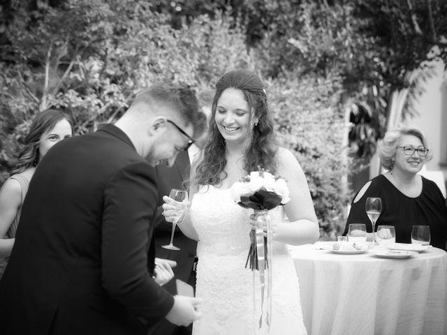 Il matrimonio di Michael e Laura a Corte de' Frati, Cremona 48